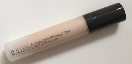 BECCA Backlight Priming Filter