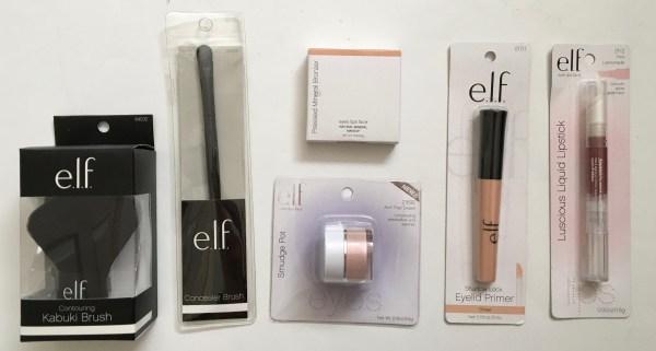 Huge ELF Cosmetics Haul!