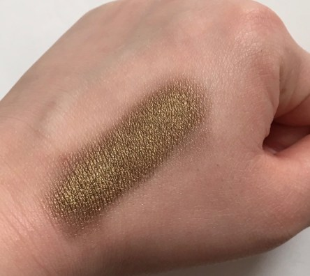 MAKE Beauty Molten Shadow in Bronze