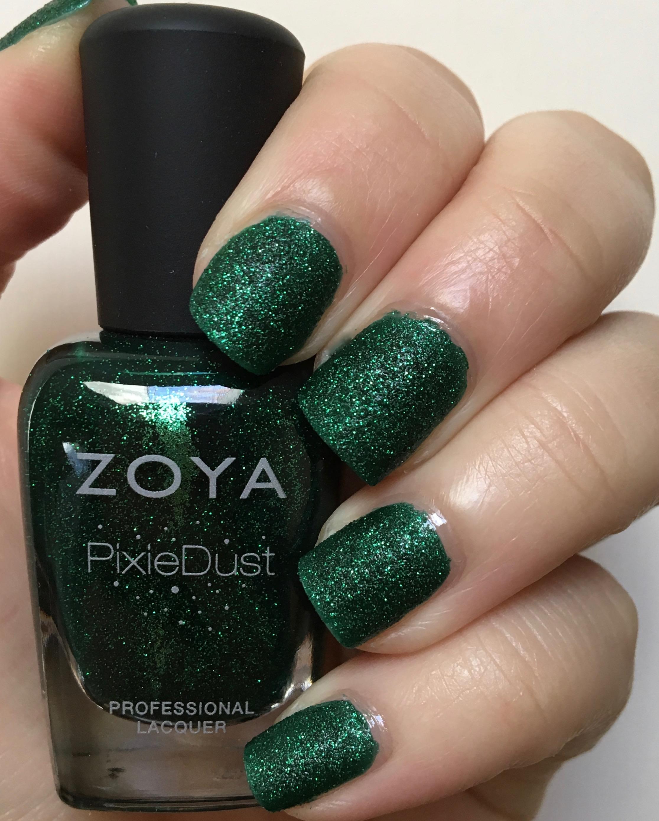 Zoya Nail Polish Enchanted Collection   Holiday 2016   Adventures in ...