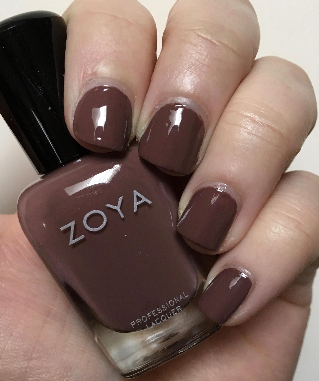 Zoya Nail Polish Naturel 3 Collection | Swatches & Review ...