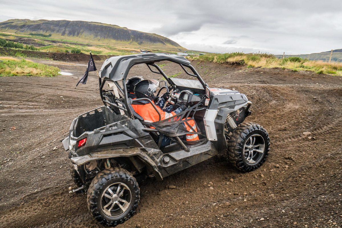 Buggy Tour Near Reykjavik Iceland