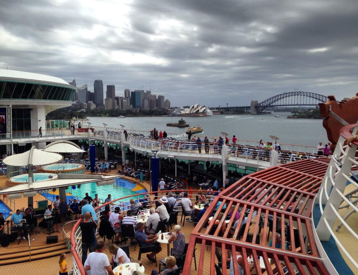 how to spend sea days on explorer of the seas adventures all around