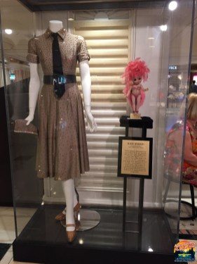 Marie's costume from Dancing with the Stars
