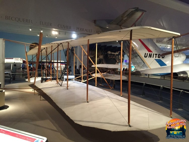 Kitty Hawk Replica - Chicago Museum of Science and Industry