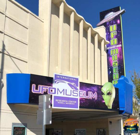 International UFO Museum, Roswell, NM