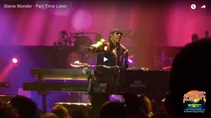 Stevie Wonder - Part Time Lover