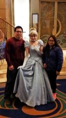 Disney Wonder Alaska Cinderella