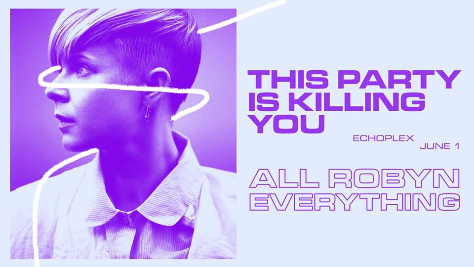 This Party Is Killing You: Los Angeles