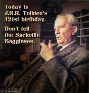 Tolkein birthday