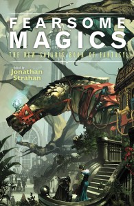 FEARSOME MAGICS COVER