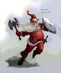 santa be good