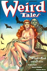 Miskatonic University Press Weird Tales compendium