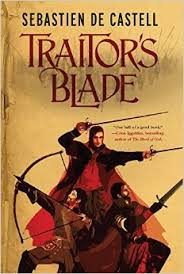 Traitor's Blade hardcover
