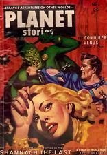 Planet Stories - November 1952