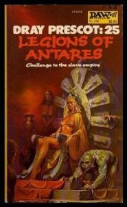 dray prescott legions of antares