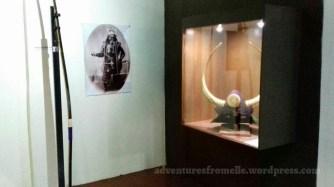 Strange helmet (kawari kabuto) cow horns