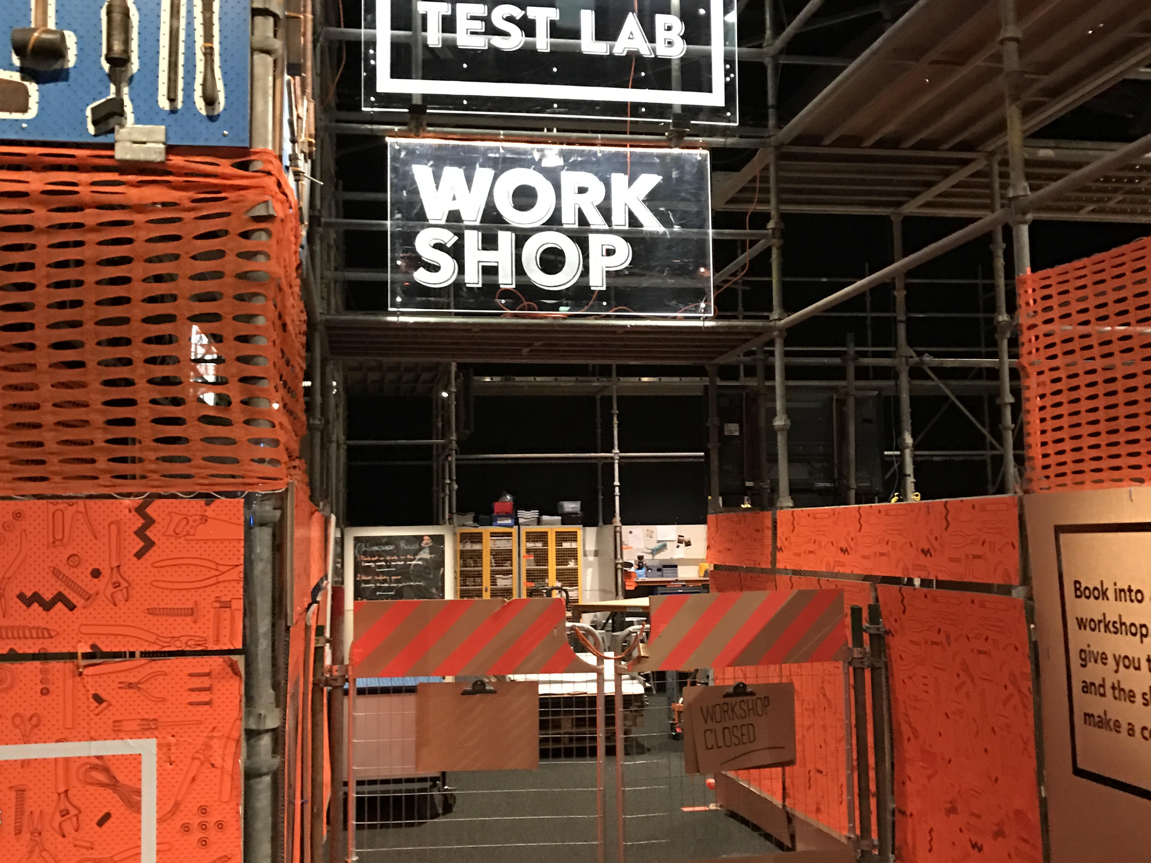 Science works - Test Lab