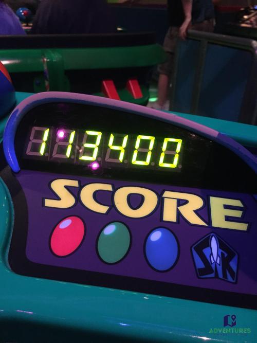 Buzz Lightyear Astro Blaster