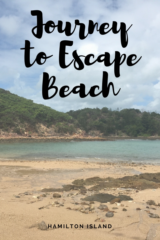 Escape Beach – Hamilton Island. Head to Hamilton Island for some amazing walks that will not only challenge you but will leave you wanting to explore more. Hamilton Island is the largest inhabited island in the Whitsundays, with its own airport and school ...