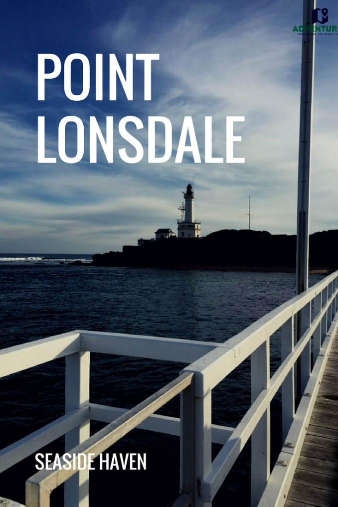 Take a journey to Point Lonsdale Point Lonsdale, a beautiful coastal town on the Bellarine Peninsula, just over 5 minutes