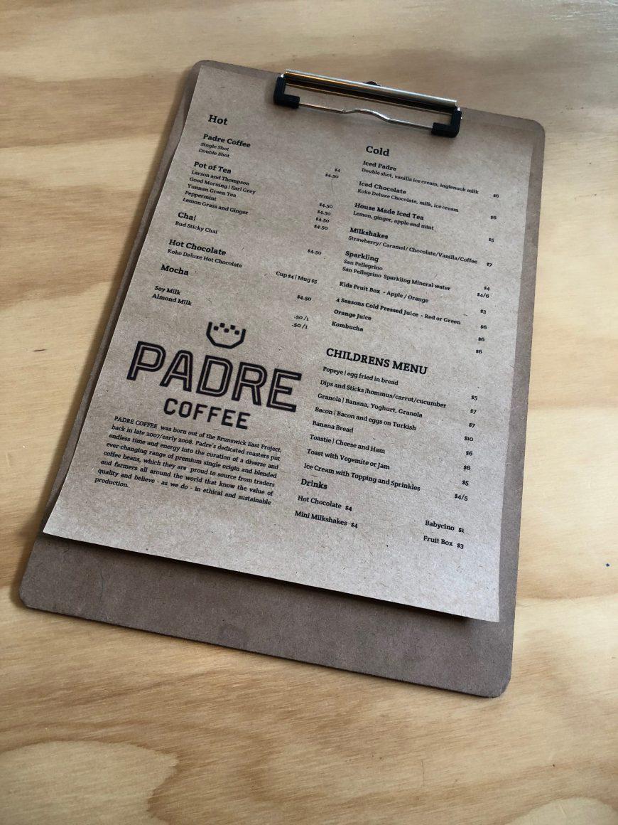macarthur street larder menu