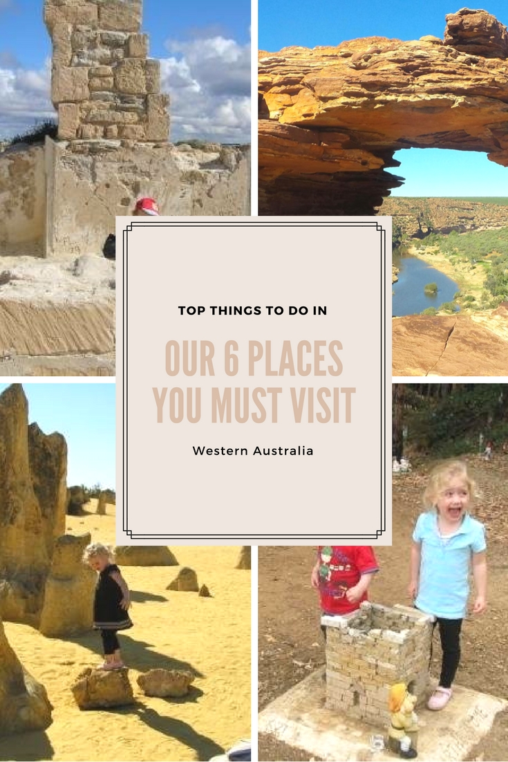 top things to do in WA Western Australia, a land as vast as it is beautiful.Australia is the sixth largest country in the world by pure size, however amazingly 53rd by population. Western Australia that makes up 33% in size, but only 10% in population has some of the most original places to visit. Places that you won't see anywhere else in the world. Come see what makes WA so special.