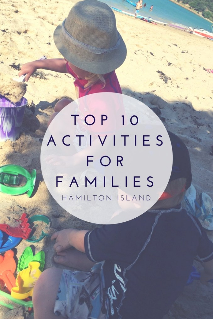 There is something special about Hamilton Island. We look at the top ten activities for families at Hamilton Island in the whitsundays.