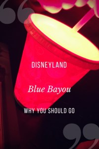 On our recent trip to Disneyland, we were very lucky to get a dinner reservation at Blue Bayou. This restaurant has been on my to-do list the last few times we went to Disneyland but it is quite hard to get into and you really need to book in advance.