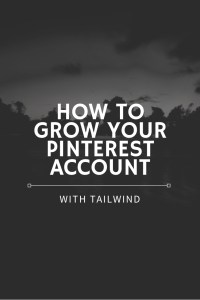 How to take your Pinterest account to the next level.