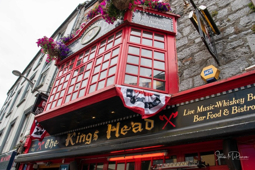 Kings Head, Galway, Ireland