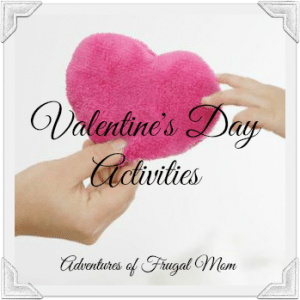 AFM Valentine's Day Activities