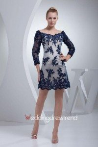 mother of bride lace dress