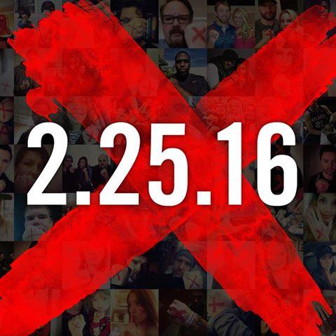 red x human trafficking