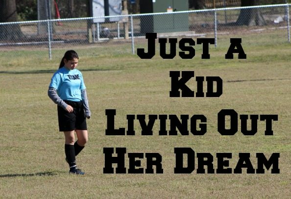 Party - Melissa - Just A Kid Living Out Her Dream