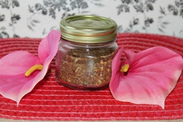 make your own taco seasoning feature