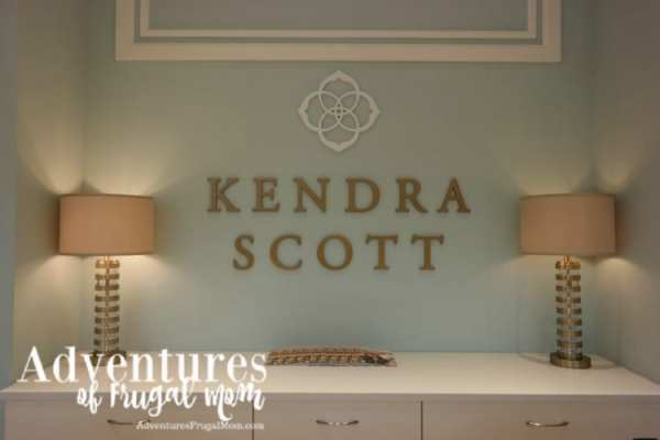 Kendra Scott Jewelry Supporting a Great Cause by North Carolina lifestyle blogger Adventures of Frugal Mom