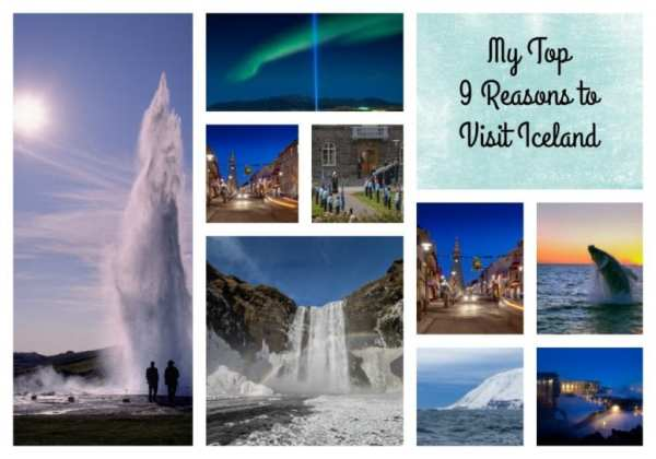 My Top 9 Reasons to Visit Iceland from North Carolina Lifestyle Blogger Adventures of Frugal Mom