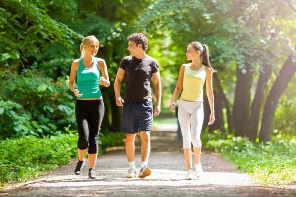 How Walking Can Improve Your Health from North Carolina Lifestyle Blogger Adventures of Frugal Mom