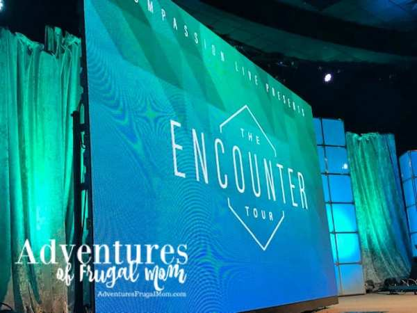 Spending Galentine's Day at The Encounter Tour  from North Carolina Lifestyle Blogger Adventures of Frugal Mom