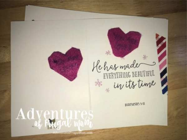 Spreading Love One Heart at a Time from North Carolina Lifestyle Blogger Adventures of Frugal Mom