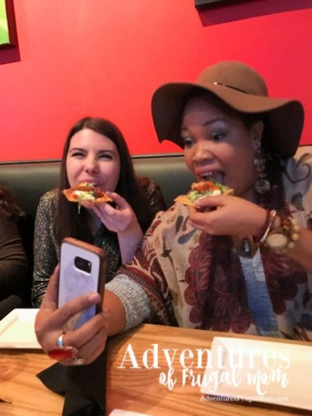 The Time When A Bunch of Bloggers Met at The Cowfish from North Carolina Lifestyle Blogger Adventures of Frugal Mom