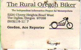 ROB Biz card