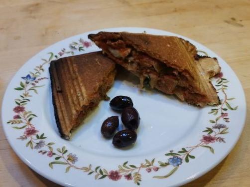 Moussaka Hand Pie