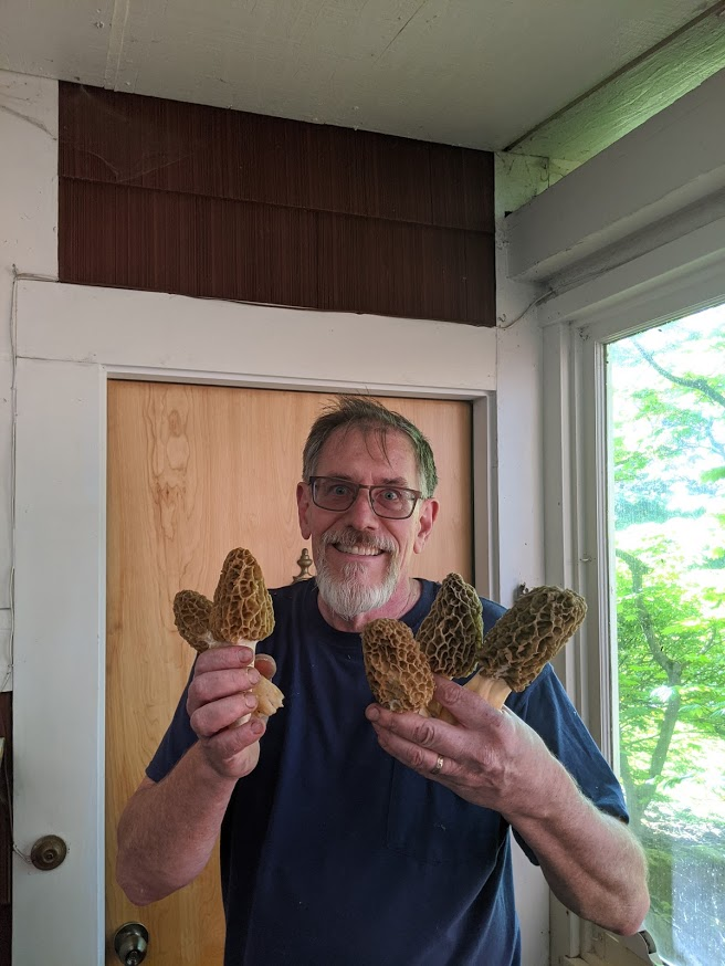 Andy and The Morels