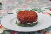 4 layered Italian terrine