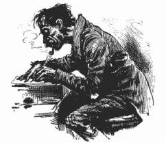 writer-smoking-pipe
