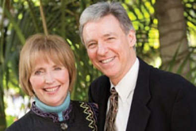 Karen and Simon Fox: Founders of Adventures in Caring