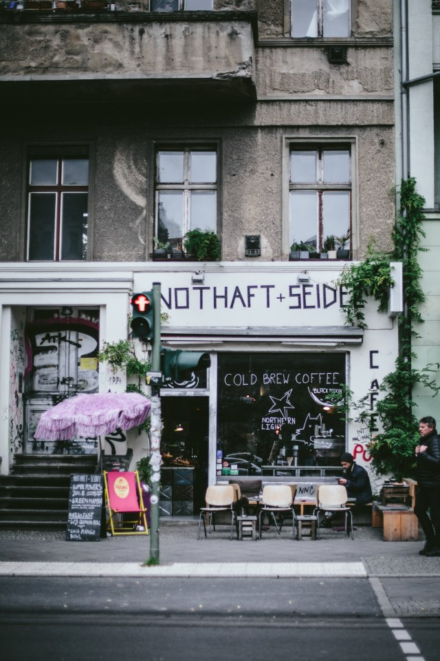 Berlin City Guide by Eva Kosmas Flores
