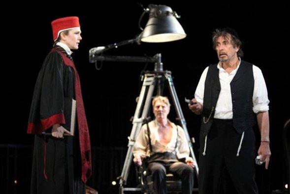 Al Pacino, Merchant of Venice